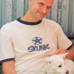 Hirax so psíkom