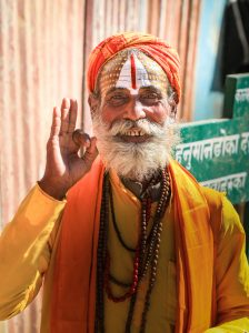 Svätý muž, Nepál