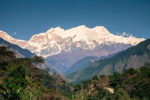 Manaslu, Nepál
