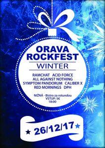 Orava Rockest Winter 2017 @ Bistro za Rotundou, Nižná | Vrútky | Žilinský kraj | Slovensko