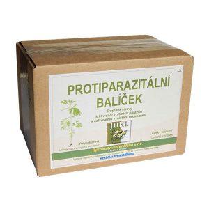 Protiparazitalny balicek - HladoHlas