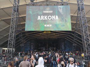 Arkona na HellFeste 2018