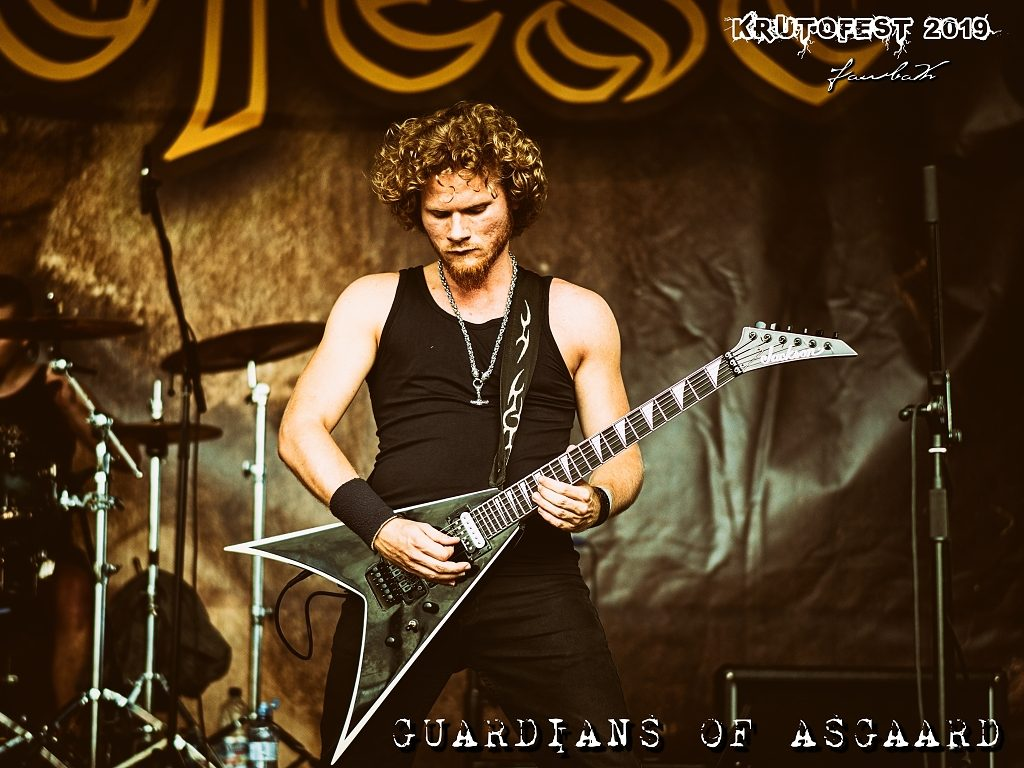 Guardians of Asgaard, KrutoFest 2019, Foto: Ivan Farbák
