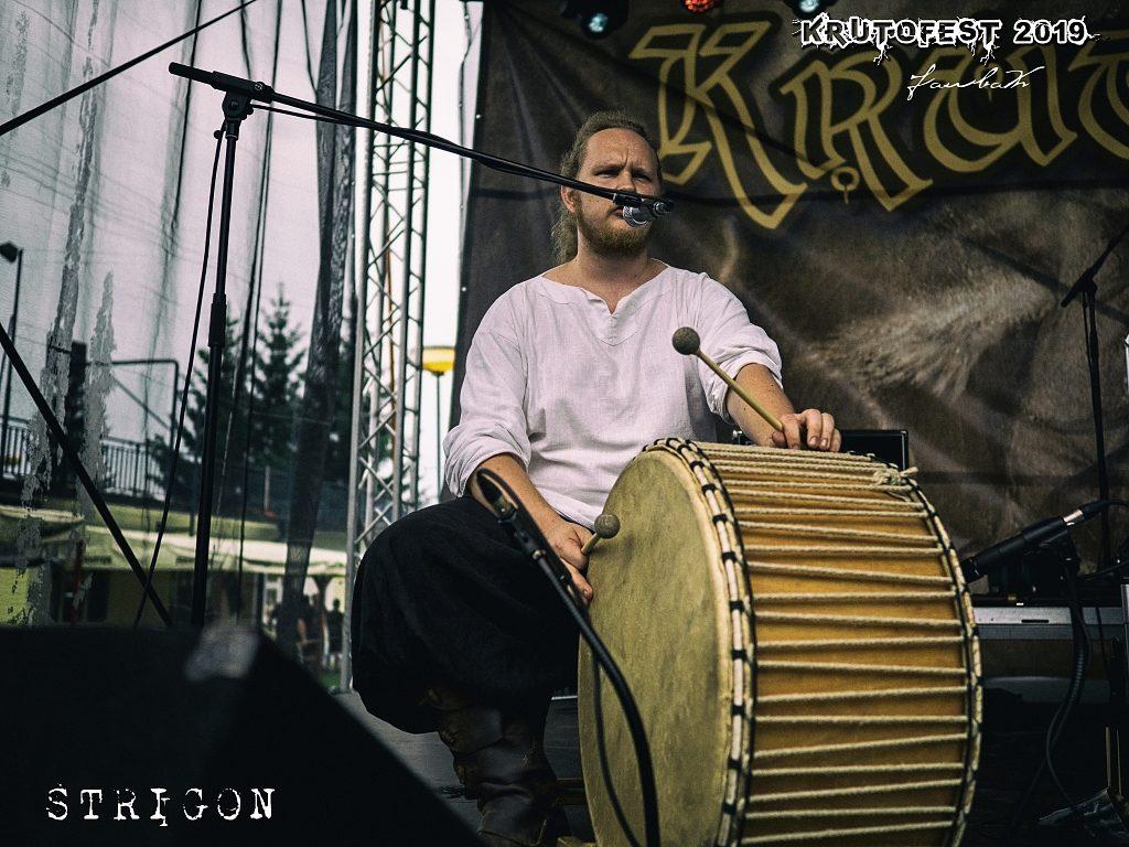 Strigôň, KrutoFest 2019, Foto: Ivan Farbák