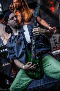 Wolfarian - KrutoFest 2019, Foto: Matti Vortex Mikulec