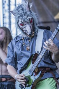 Wolfarian - KrutoFest 2019, Autor záberov: Peter Urban